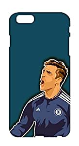 Chelsea Football Club Design - Apple iPhone 6s Plus / iPhone 6s+ Mobile Hard Case Back Cover - Printed Designer Cover for Apple iPhone 6s Plus / iPhone 6s+ - AP6SPCFCB147