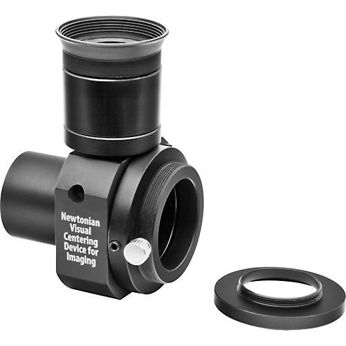 Orion 08660 Newtonian Visual Centering Device For Astrophotography (Black)