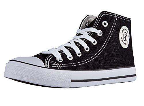 shinmax-hi-tops-estacional-formadores-unisex-de-la-lona-de-los-zapatos-ocasionales-44-negro