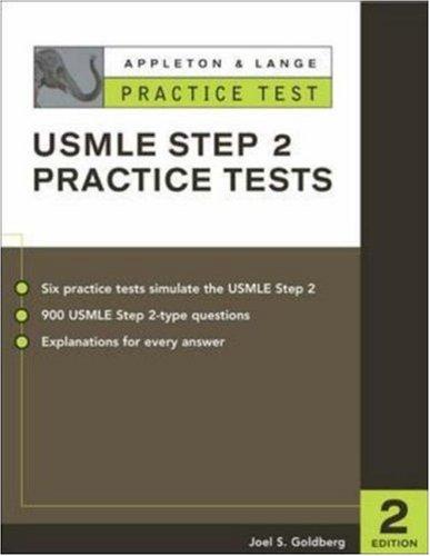 Practice Tests for the Usmle Step 2 (Stm02)