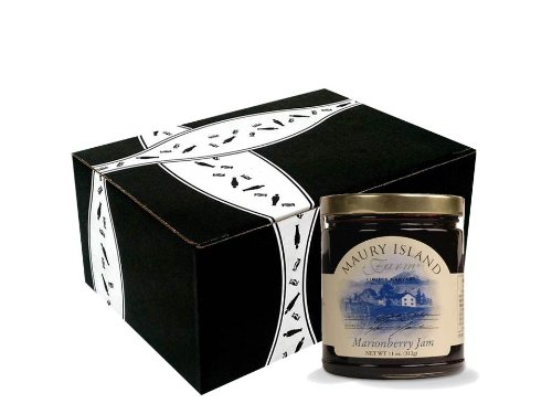 Marionberry Jam by Maury Island Farms - 11 oz