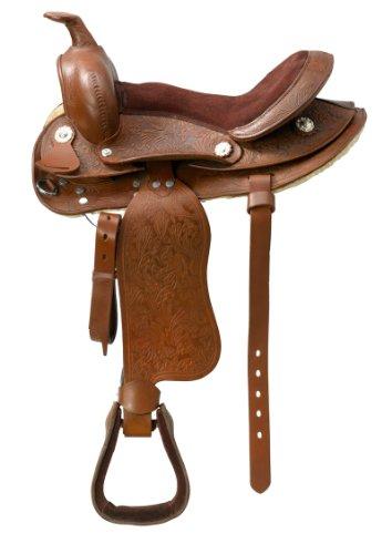 Westernsattel Pony Nebraska 13| Ponywesternsattel