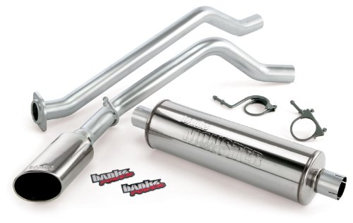 Banks Power 48352 Monster Cat-Back Exhaust System;