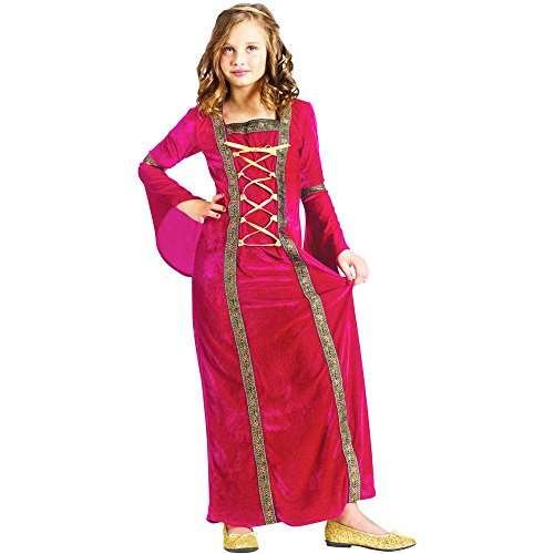 Renaissance Lady Kids Costume