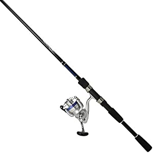 Daiwa D-Shock 170 Yards 8 Line 6 1/2-Feet Fibreglass Spin Combo