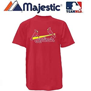 St. Louis Cardinals Classic Big and Tall T-shirt by Authentic Sports Shop