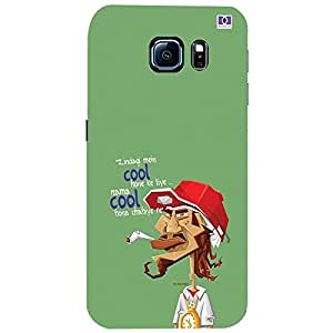 Cool Cool - Mobile Back Case Cover For Samsung Galaxy S6