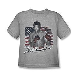Muhammad Ali American Legend Juvy T-Shirt