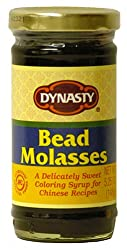 Dynasty Bead Molasses, 5.25-Ounce Jars (Pack of 4)
