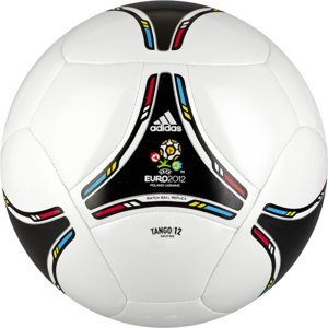 Indoor Football Ball Adidas EU2012 Sala 5x5