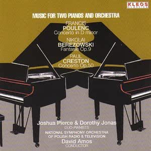 Concertos for Two Pianos and Orchestra