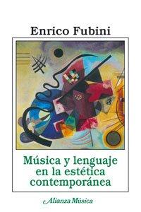 MUSICA Y LENGUAJE EN LA ESTETICA CONTEMPORANEA