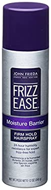 John Frieda Frizz Ease Moisture Barrier Firm Hold Spray 12 Ounce