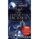 Percy Jackson and the Last Olympianby Rick Riordan
