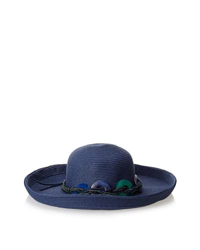 Giovannio Women's Toyo Hat, Navy As You See