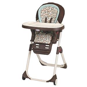 Graco Duo婴儿专用高椅餐桌