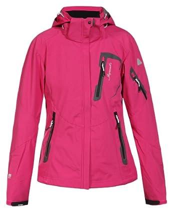 Icepeak Damen Softshell Jacke Laina 54812-638 48, Pink, 48