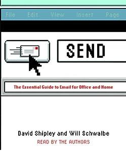 """Cover of """"Send: The Essential Guide to Em..."""