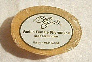 Bare Essence de vanille Femme phéromone Savon