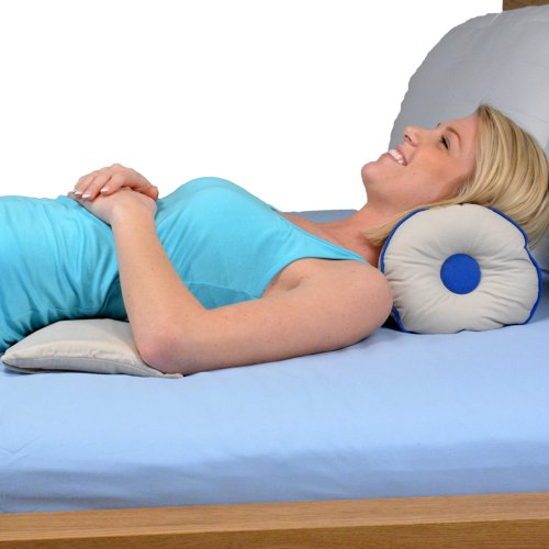 Contour Products Double Back Leg And Lumbar Support Pillow
