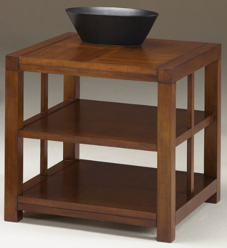 Image of Hammary Principle Square End Table (T2041210-00)