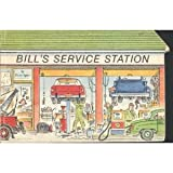 Bill's Service Station (Peter Spier's Village Books) (0385157274) by Spier, Peter