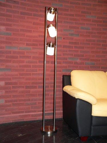Contemporary Pillar Floor Lamp