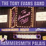 The Tony Evans Band Plays Hammersmith Palais CD Music For Dancing recorded in tempo for music teaching performance or general listening and enjoyment