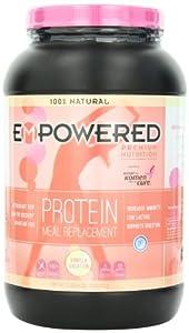 Empowered Nutrition Vacation Protein Powder, Vanilla, 2 Pound