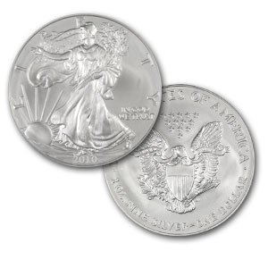 2010 Silver American Eagle