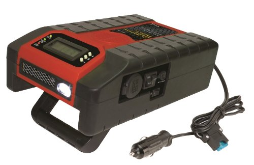Mobile Power 2060 5-In-1 Heat Zone Rechargeable Heater And Power Supply