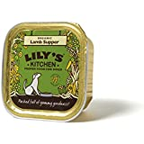 Lily's Kitchen Organic Lamb & Spelt Supper Complete Wet Food for Dogs 150g (Pack of 11)
