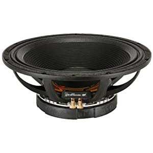 Peavey 15 Inch Low Rider Subwoofer 1600 Watt 8 ohms 15 Inch Subwoofer Driver
