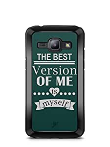 YuBingo The Best Version of Me Designer Mobile Case Back Cover for Samsung Galaxy J1