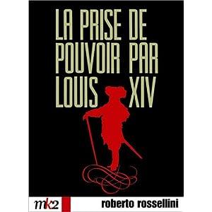 La Prise du pouvoir par Louis XIV affiche