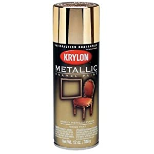 Krylon 2203 12 Oz Copper Metallic Spray Paint
