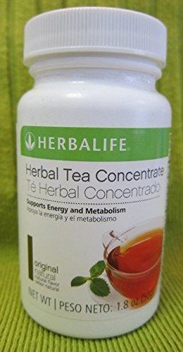 Herbalife Herbal Tea Concentrate Original 1.8Oz (Exp 03-2016)