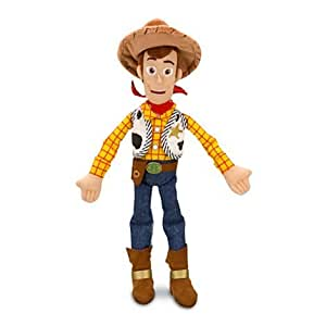 Sheriff Woody Plush Toy -- 18''