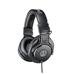Audífonos Audio-Technica ATH-M30x Professional de monitor de estudio