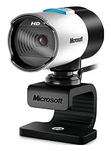 Microsoft LifeCam Studio Webcam HD 1080p filaire 8 mégapixels Format 16:9 Technologie TrueColor Noir