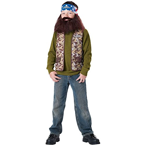 GSG D (Duck Dynasty Zombie Costume)