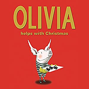 Olivia Helps with Christmas Audiobook
