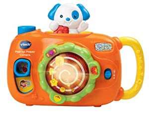 VTech Baby Pop-Up Puppy Camera