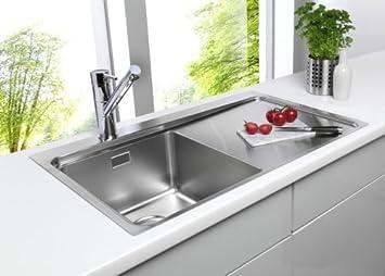 Waschbecken Waschtisch eckig Becken  Bad Keramik Aufsatzbecken Rea GINA