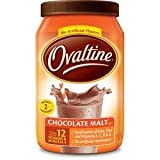 Ovaltine Chocolate Malt 12 oz