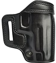 Galco AV248B Avenger Belt Holster for Sig Sauer P226, Right, Black