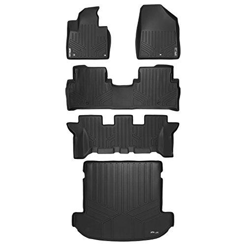 maxfloormat-floor-mats-3-row-set-and-maxtray-cargo-liner-for-kia-sorento-2016-2017-black