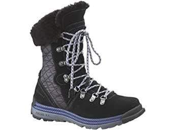 Merrell Women's Astoria Insulated Boot (Black) - 5