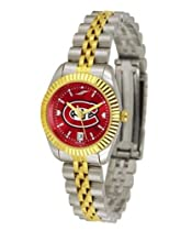 St. Cloud State Ladies Gold Dress Watch