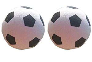 Soccer Ball Car Truck SUV Antenna Topper - 2PK